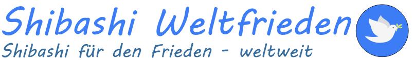 Logo Shibashi Weltfrieden